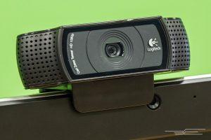 logitech 920 webmeeting camera